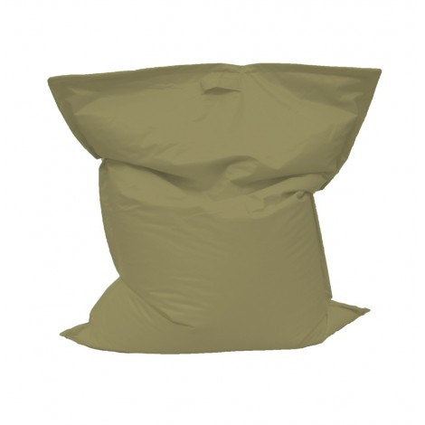 Cushion, xxl cushion bag in 100% waterproof polyester for outdoor use