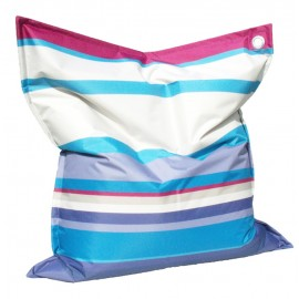 Cushion, large pillow xxl 100% waterproof polyester bag for outdoor use