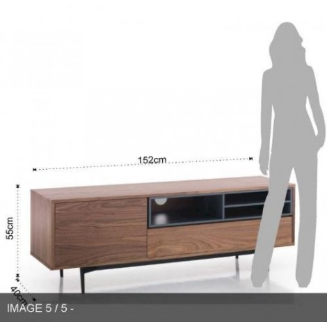 Piet TV stand by Tomasucci...