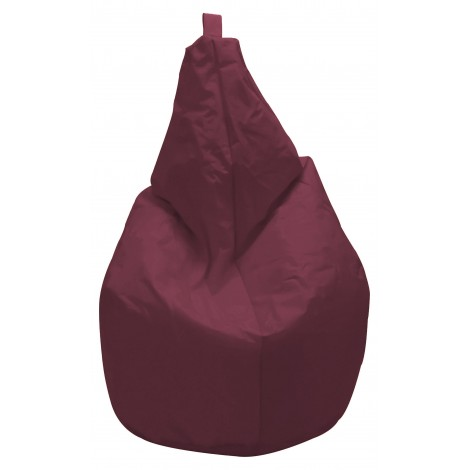 LUXOR puof bean bag with container bag for padding balls
