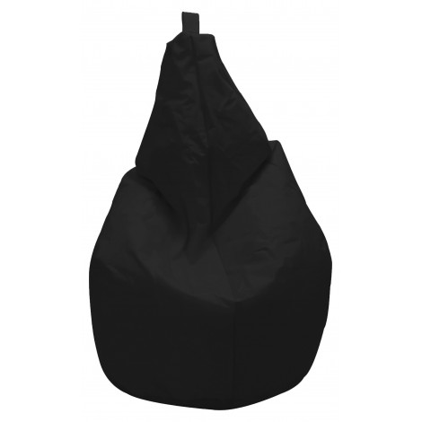 LUXOR Sacco Pouf armchair with storage bag for stuffing spheres