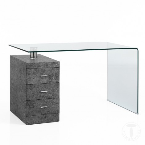 Bow desk by Tomasucci in...