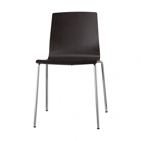 Alice Wood chair by Scab