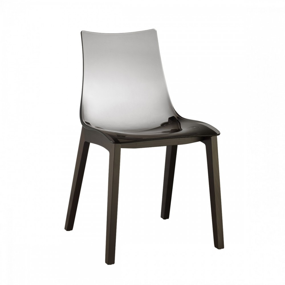 Natural Zebra Antishock chair with beech
