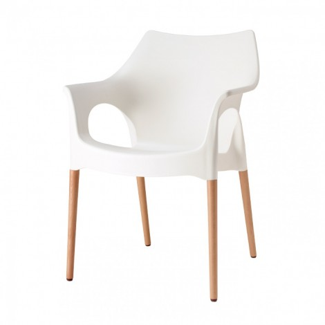Natural Ola chair with...