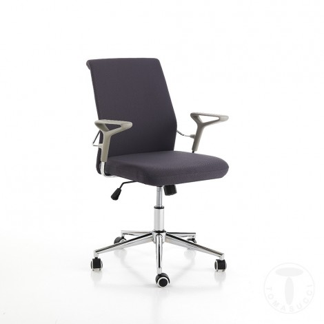 Paterson office armchair made with