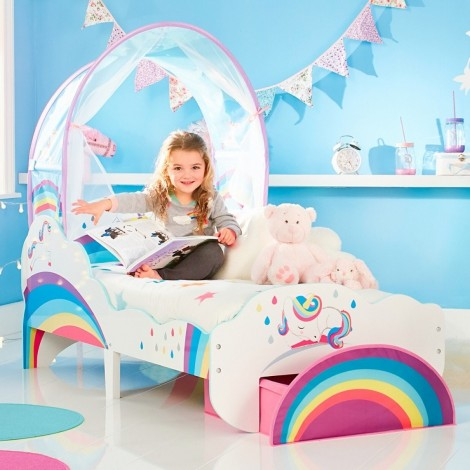 Unicorn children's bed made...