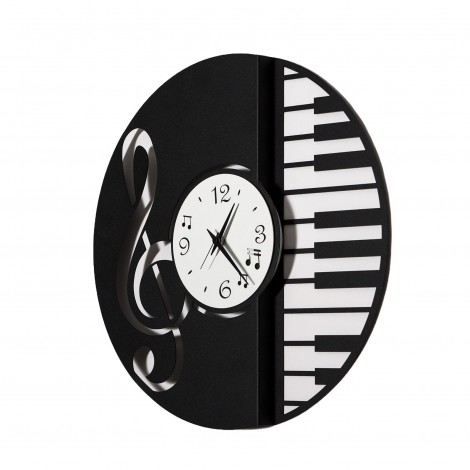 Disco Ring wall clock by...