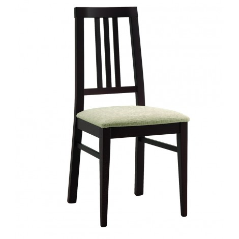 Ada wooden chair with solid...