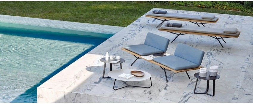 Modern and classic outdoor furniture at competitive prices