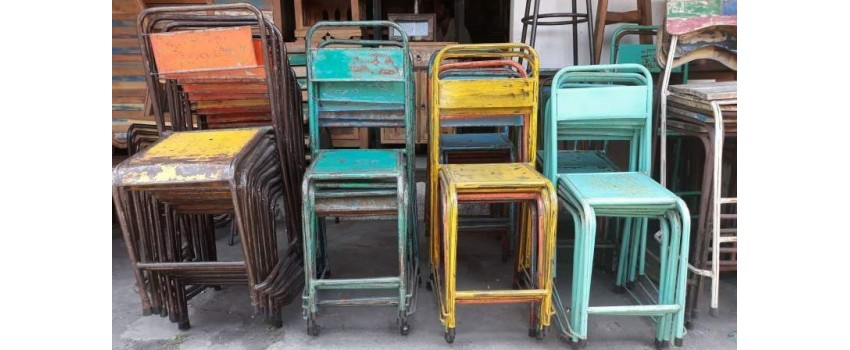 Kasa-Store Vintage chairs